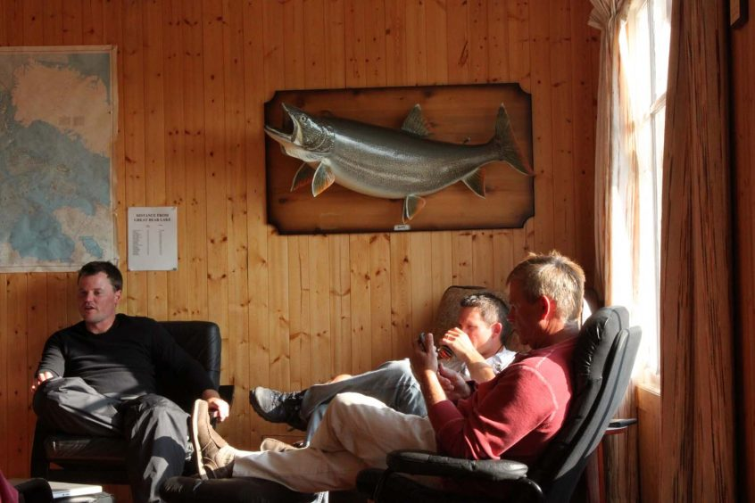 Booking at Trophy Lodge - Plummer's Arctic Fishing Lodges