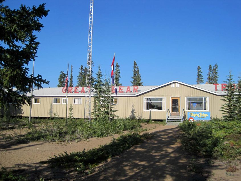 Trophy Lodge at Great Bear Lake, Northwest Territories