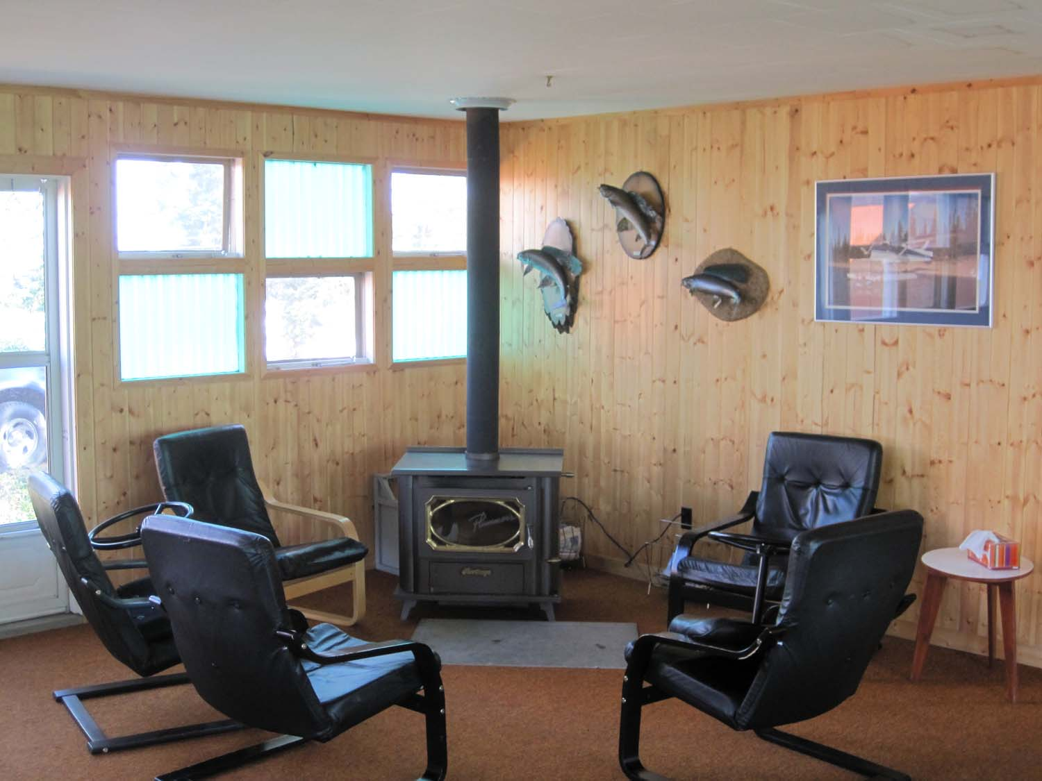 Cabins at Trophy Lodge - Plummer's Arctic Lodges