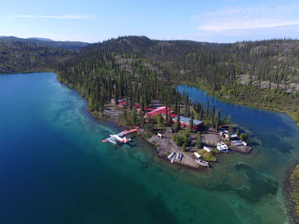 Fly In Fishing at Plummer's Arctic Outpost