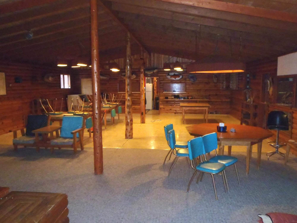 Plummers Arctic Circle Outpost Main Lodge