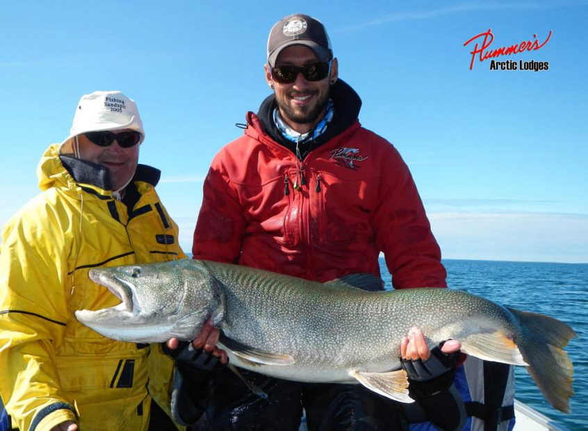 Group fishing trips to the north