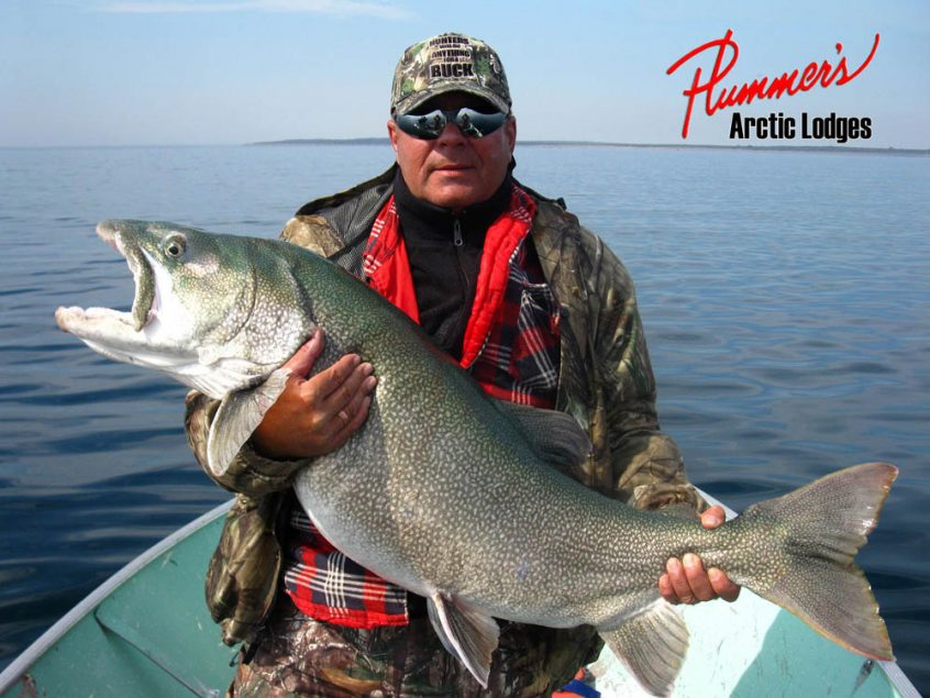 Corporate fishing retreats - Plummer's Arctic Lodges