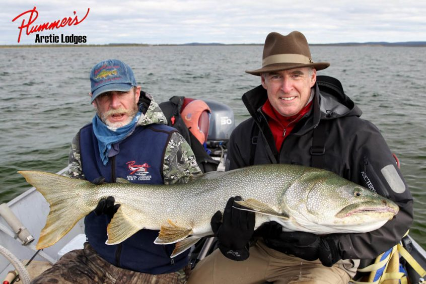 Best places to fish lake trout in the world