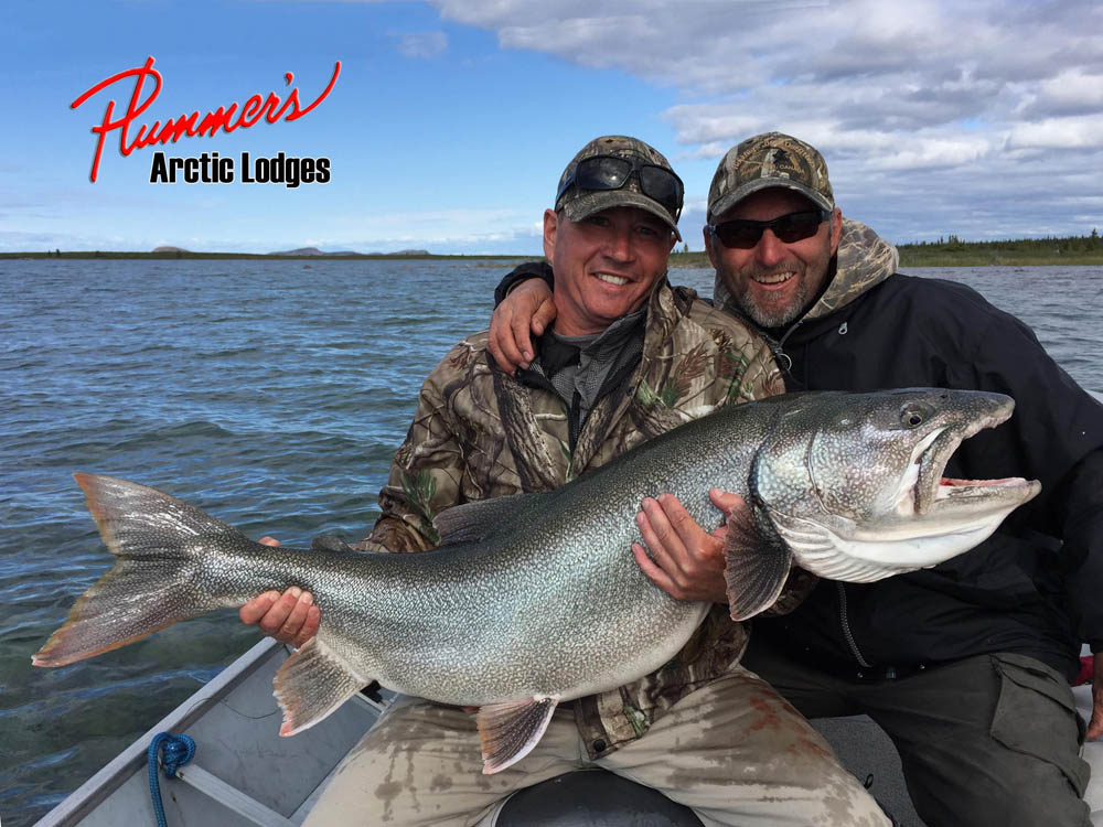 Best lake trout fishing in the world