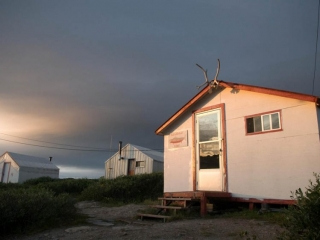 Tree River Lodge Cabins - Plummer's Arctic Fishing Lodges