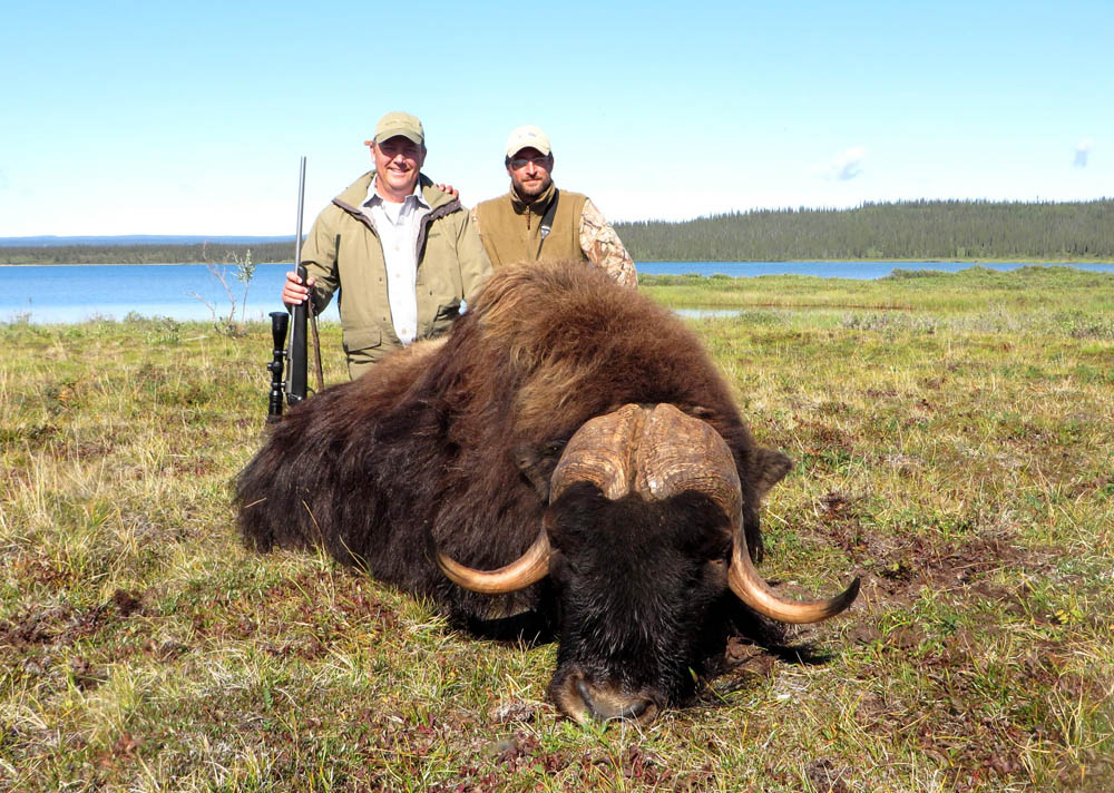 Plummer's Arctic Lodges hunting trips