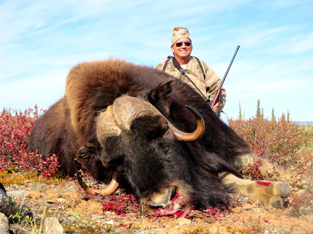 Plummer's Arctic Lodges - Group hunting trips