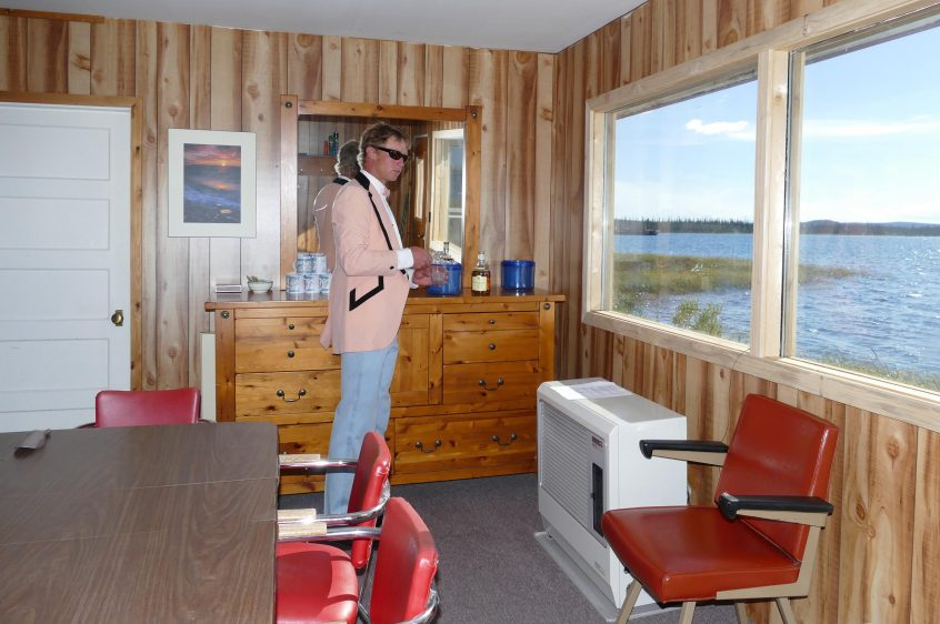 Plummers Fishing Great Bear Lake Cabins