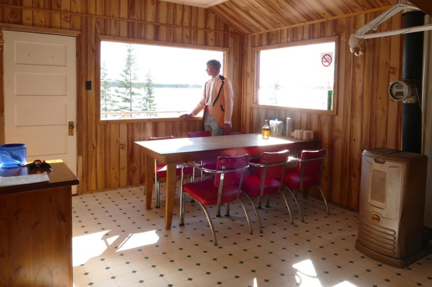 Plummers Fishing Great Bear Lake Suite Dining