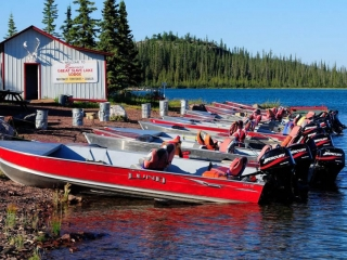 Plummer's Great Slave Lake Lund Boats