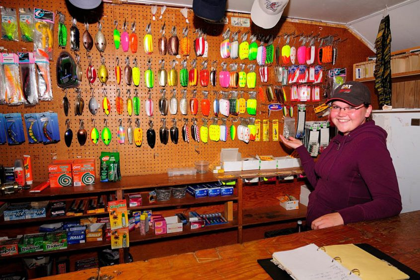 Plummer's Great Slave Lake Tackle Shop