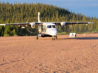 Getting to Plummer's Great Slave Lake
