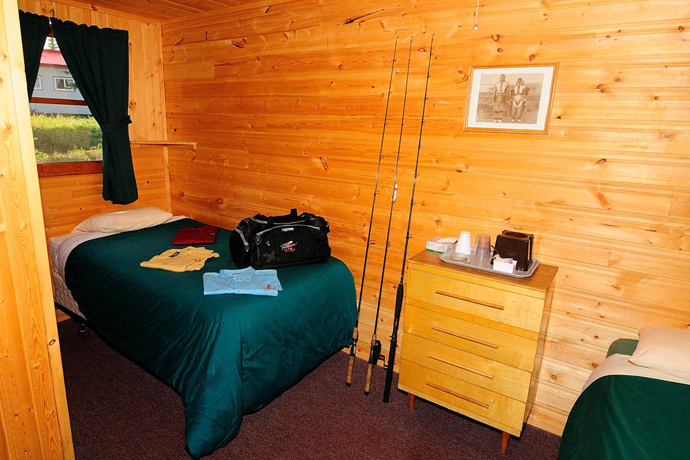 Plummer's Great Slave Lake Lodge Guest Cabin