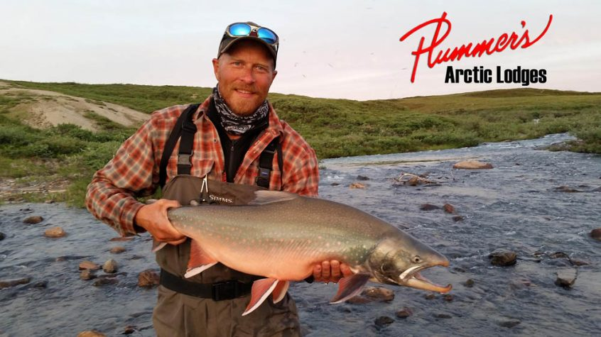 Arctic Char Fly Fishing Trips