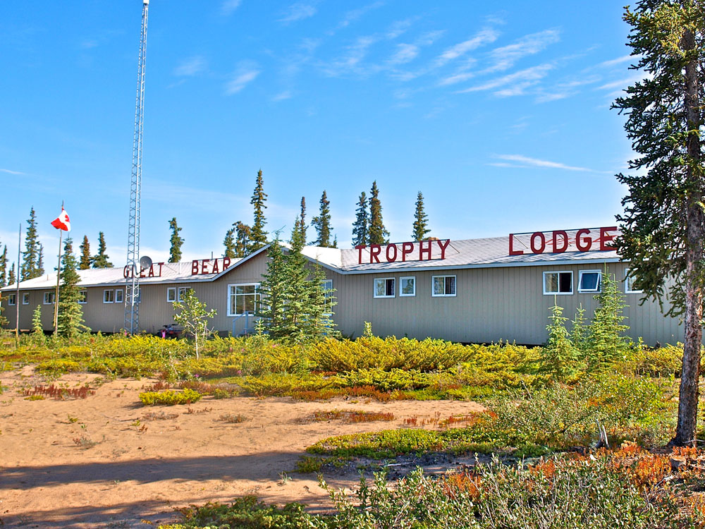 Trophy Lodge Great Bear Lake