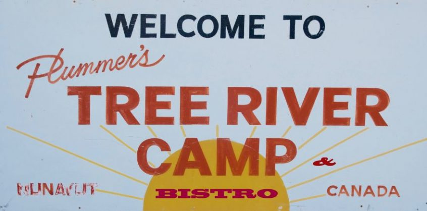 Plummers tree river camp bistro